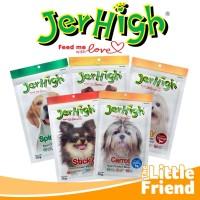 Dog Snack/Cemilan Stick Trick Treat Anjing JERHIGH Chicken Meat 70gram