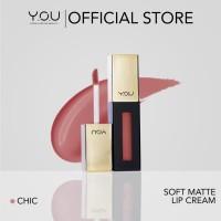 YOU Make Ups - Y.O.U Soft Matte Lip Cream