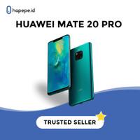 Huawei - Mate 20 Pro - 6/128GB - Garansi 1 Tahun