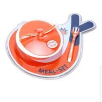 Tempat Makan Bayi MEBBY Meal Set BPA FREE