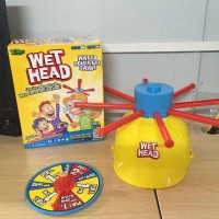 Wet Head Family Game Mainan anak keluarga Korean game