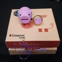 FLASDISK KINGSTON 32GB SHIO BABI