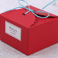 box merah kotak valentine / imlek / lebaran / natal / christmas / sale