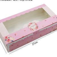 box bolu imlek panjang besar kotak hampers bingkisan murah