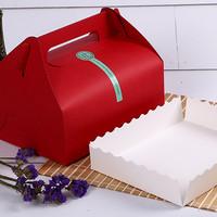 box kotak hampers bingkisan merah imlek valentine natal christmas cake