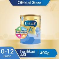 Enfamil A+ Lacto Free Susu Formula Bayi Bebas Laktosa 400g