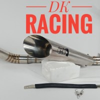 knalpot racing kawasaki ninja fi 250 2018 Jardinn GP 1