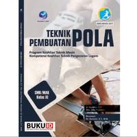 Buku Teknik Pembuatan Pola SMK/MAK kelas XI