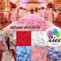 Rose petals / kelopak bunga mawar palsu