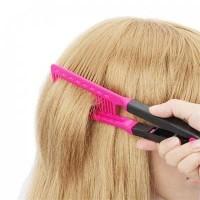 Sisir Ion V Pelurus Rambut Sederhana (Hair Straightener)