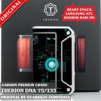 Original! Therion DNA 75/133 Garskin Skin Mod Vape - Ironman Jarvis