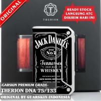 Original! Therion DNA 75/133 Garskin Skin Mod Vape - Jack Daniels
