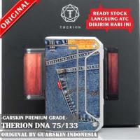 Original! Therion DNA 75/133 Garskin Skin Mod Vape - Jeans Levis