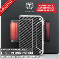 Original! Therion DNA 75/133 Garskin Skin Mod Vape Carbon 3D