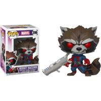 Funko POP! Marvel - Guardian of The Galaxy - Rocket Raccoon In Classic