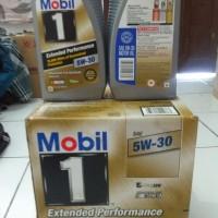 PROMO Oli mobil 1 5w30 extended performance nascar dexxos 1 onder