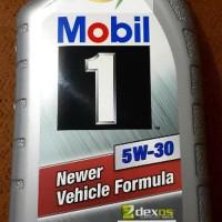 PROMO BESAR Oli Mobil 1 5W 30 New Vehicle Formula 1L sparepart mu