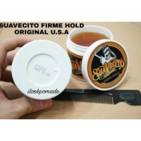 READY STOCK POMADE SUAVECITO FIRME HOLD 4OZ FREE SISIR