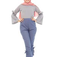 Kalonny Denim Pants Blue Jeans M13996A R41S7