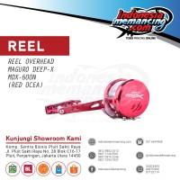Reel OH Jigging Maguro Deep X 600 N - Red Ocea