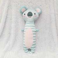 Kado Boneka Anak & Dewasa Model Guling L (tinggi 70cm) - Koala