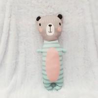 Kado Boneka Anak & Dewasa Model Guling L (tinggi 70cm) - Beary