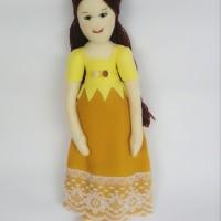 Boneka Putri Feminine Flanel O3