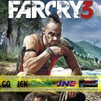 FAR CRY 3 CD DVD GAME PC GAMING PC GAMING LAPTOP GAMES