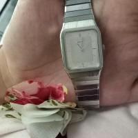 Jam Tangan Seiko asli wanita cewek rantai kotak