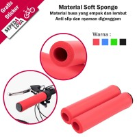 Handle Grip Busa Sepeda Soft Sponge Foam Anti Slip