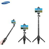 Tongsis Tripod Yunteng YT-9928 2 in 1 Mini Tripod Selfie Stick Remote