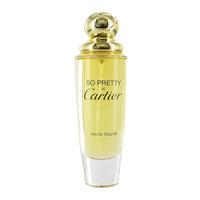 Parfum Original Wanita Eropa So Pretty De Cartier EDP 50 ml Ori Reject