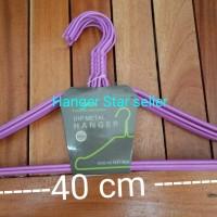 Hanger kawat import coating