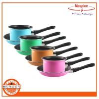 Maspion Pastela Set 2 Pcs Panci Susu 14cm + Frypan 20cm PROMO