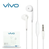 handsfree / headset / earphone VIVO R11 ORIGINAL 99 good Quality