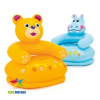 INTEX Happy Animal Chair Sofa Anak | Kursi Angin Udara Mainan | 68556
