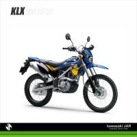 Kawasaki KLX 150 BF Special Edition [JaDeTaBekSer]