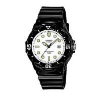 Casio LRW-200H-7E1VDF Standard Jam Tangan Wanita - Black