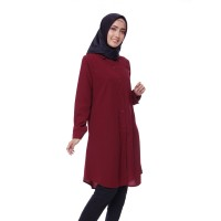 Tunik Pocket - Pink
