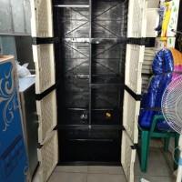 lemari plastik lemari pakaian arion gantung jumbo