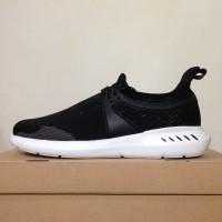 Sepatu Casual Piero Runaway Black White P20621 Original BNIB