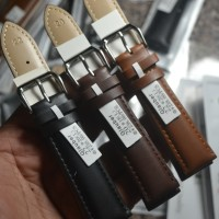Strap tali jam tangan kulit cocok untuk Dw ac swiss army quiksilver