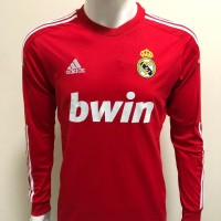 JERSEY RETRO REAL MADRID 3RD LS 2011-2012 AAA THAILAND