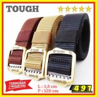 Ikat Pinggang Sabuk Gesper Belt TOUGH Tactical Premium