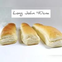 Roti Long John 40cm isi 4pcs/pack