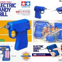 TAMIYA 74041 ELECTRIC HANDY DRILL / BOR TANGAN