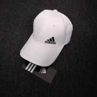 Topi Baseball Putih Merk Adidas Fila Nike Puma dan Reebok