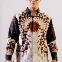 Kemeja batik seragaman lapis furing