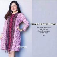 Dress batik tenun troso
