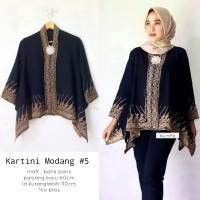 blouse batik kartini modang#5